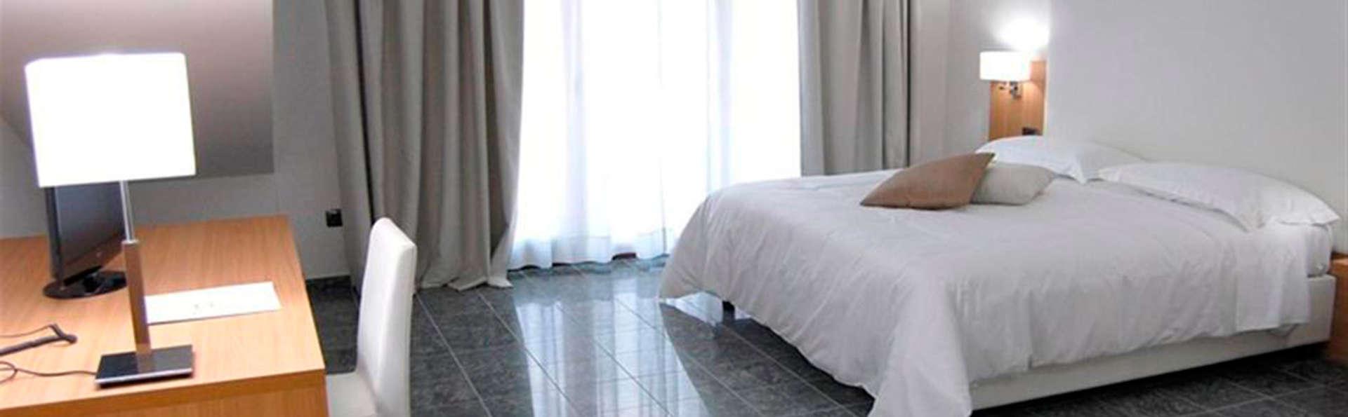 Hôtel 4 étoiles dans les paysages verdoyants de Campanie