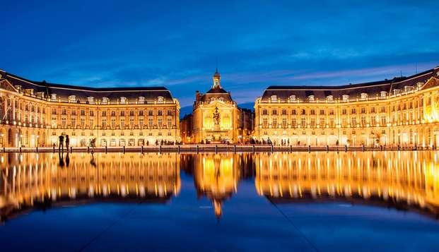 Week-end aux portes de Bordeaux