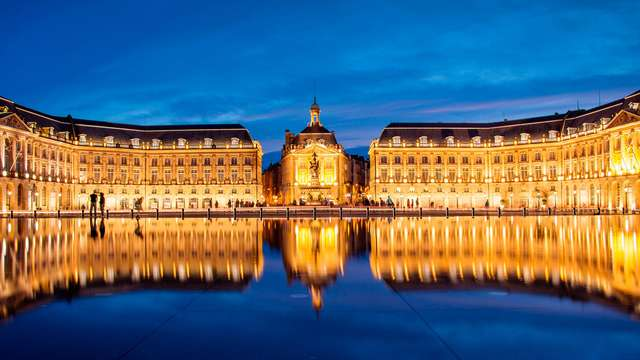 Week-end aux portes de Bordeaux