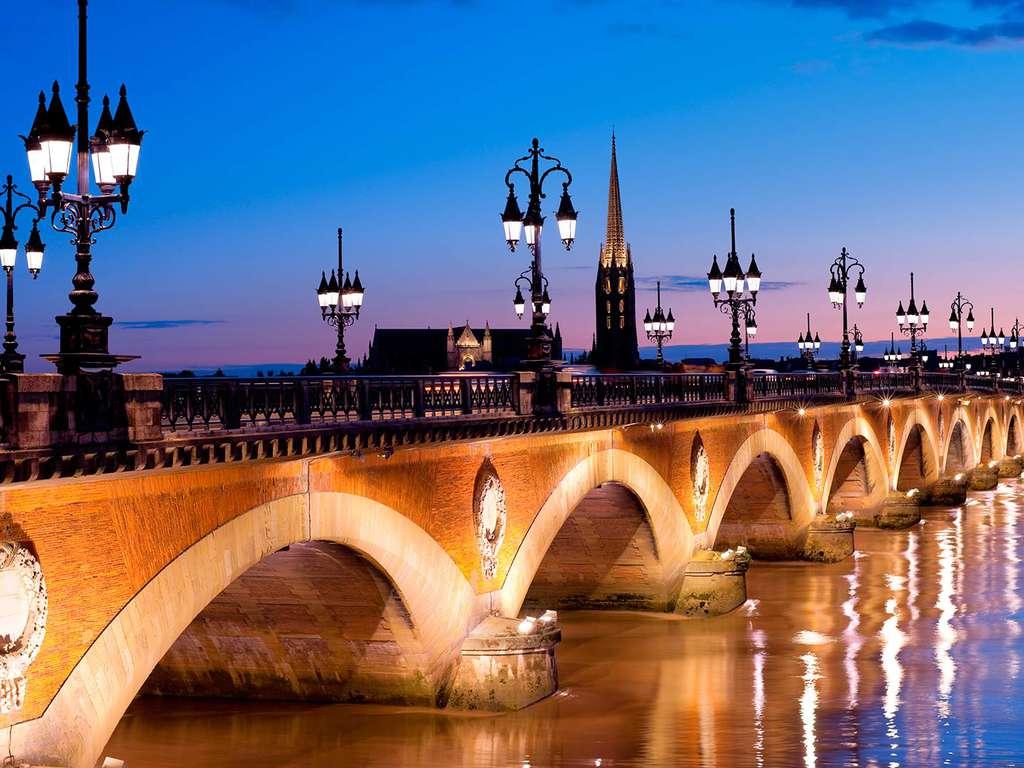 Séjour Gironde - Découvrez Bordeaux en famille  - 3*