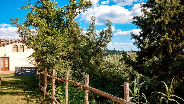 Rust en ontspanning in de groene heuvels van Toscane
