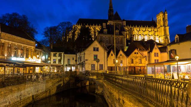 Virée aux portes d'Amiens en chambre Supérieure