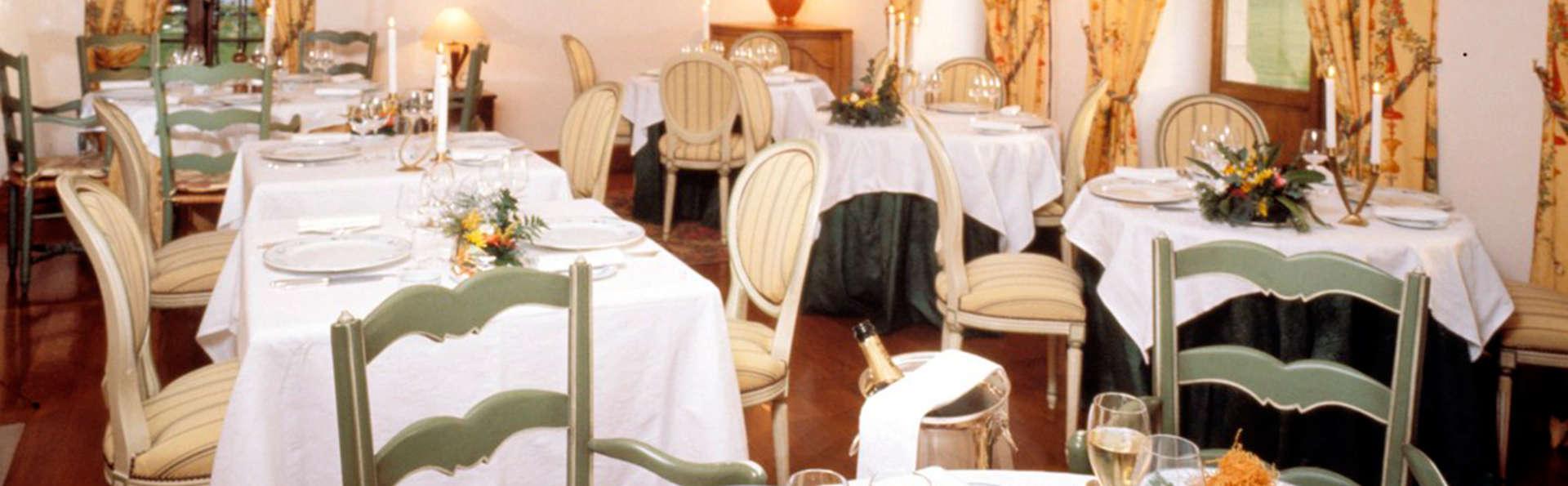 Détente et dîner Gourmand à La Ferme du Château, au cœur de la Savoie