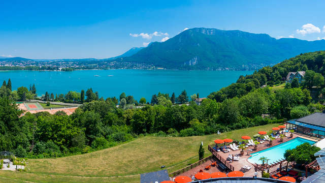 Hotel les Tresoms Lake and Spa Resort - Annecy