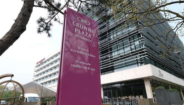 Crowne Plaza Den Haag - Promenade Hotel - NEW front