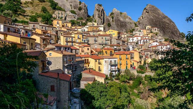 Découvrez les paysages naturels de la Basilicate