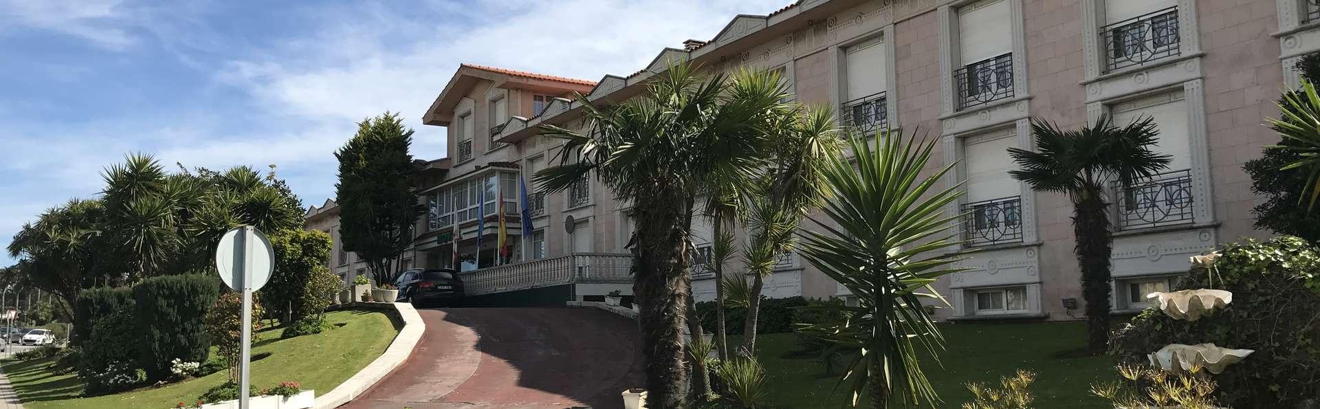 Escapada en Gijón a pocos metros de la playa de San Lorenzo