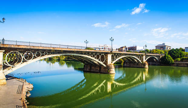Innamorati di Siviglia e naviga sul fiume Guadalquivir