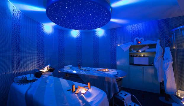 Soggiorno di relax con accesso spa in un bellissimo hotel fuori Milano