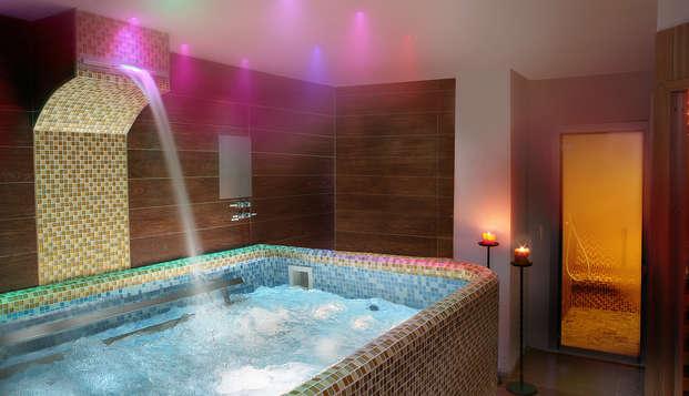 Soggiorno con accesso alla spa in camera superior in un hotel alle porte di Milano!