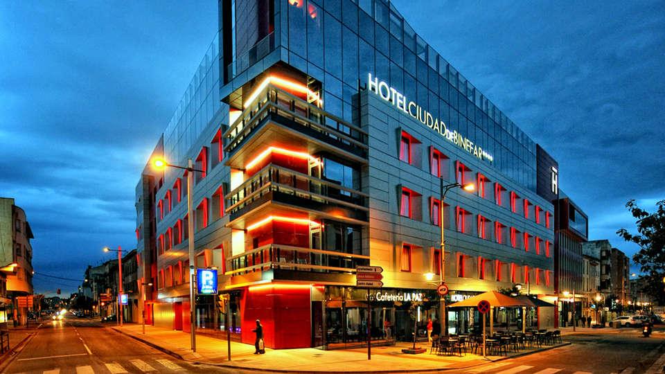 Hotel & SPA Ciudad de Binéfar - EDIT_front.jpg