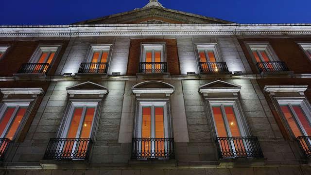 Elba Madrid Alcala - MADRID-BUSVISION