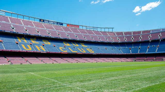 Apartamento en Barcelona con entradas al Camp Nou Experience
