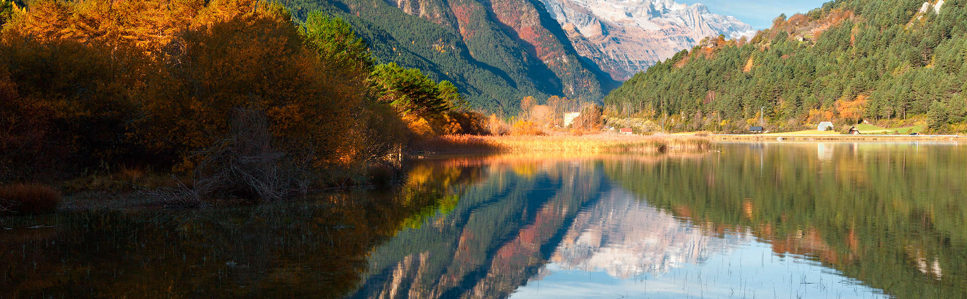 Séjour bien-être dans les Pyrénées aragonaises (à partir de 2 nuits)