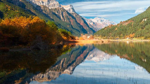 Descubre el Parque Nacional de Ordesa con Jacuzzi (desde 2 noches)