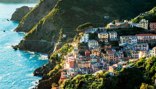Notti e cena a due passi dalle Cinque Terre, nell'incantevole Val di Vara