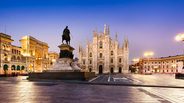 Week-end vibrant au coeur de Milan