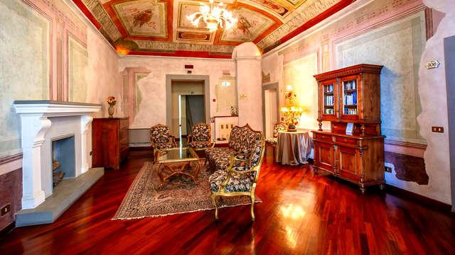 Splendido soggiorno in un palazzo del '300 nel centro storico di Perugia