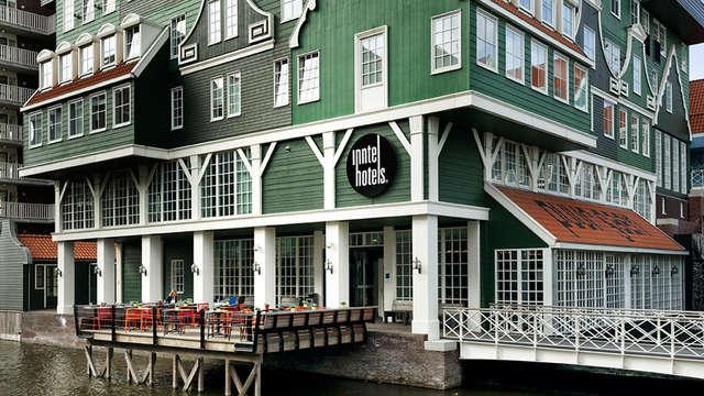 Cultuur, historie & modern design aan de rand van Amsterdam