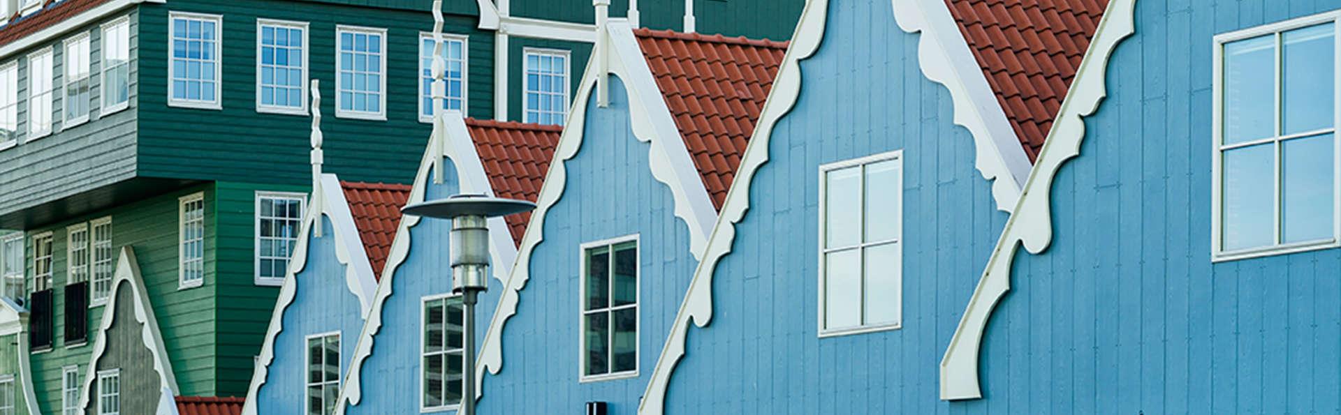 Détente et bien-être lors d'un city-trip unique près d'Amsterdam