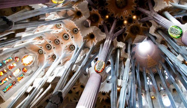 Découvrez le Barcelone de Gaudí: visite de la Sagrada Familia, la Casa Batlló et la Pedrera