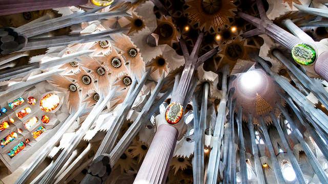 Especial Gaudí con acceso a la Sagrada Familia, la Casa Batlló y la Pedrera