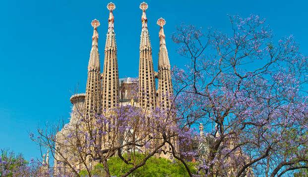 Les essentiels de Barcelone: Visite du Camp Nou et de la Sagrada Familia