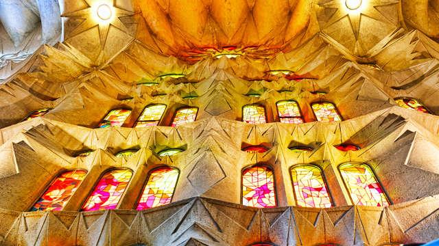 Disfruta la cultura en Barcelona con entradas a la Sagrada Familia