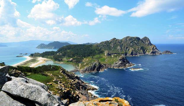Séjour spéciale : dînez et voyagez vers les Îles Cies