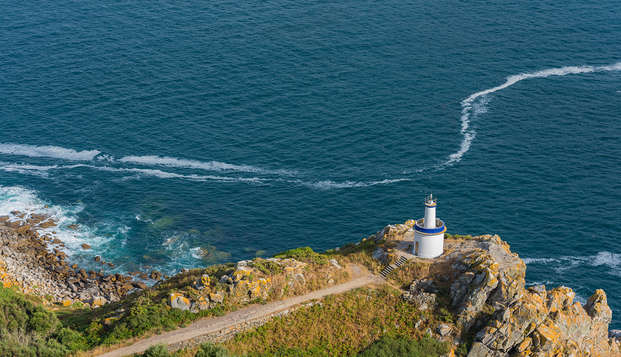 Escapada en el centro de Vigo con crucero a las Islas Cíes