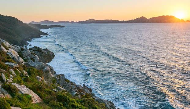 Détente, romantisme et magie avec croisière aux îles Cies