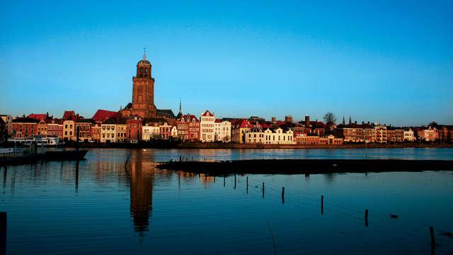 Ontdek het historische karakter van Deventer