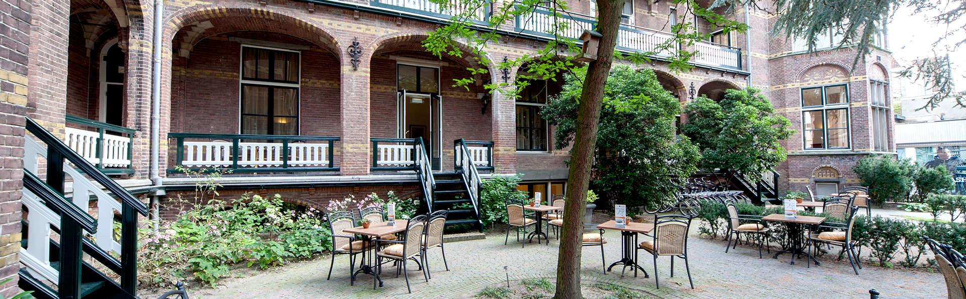 Gastronomie au cœur de Deventer, aux Pays-Bas
