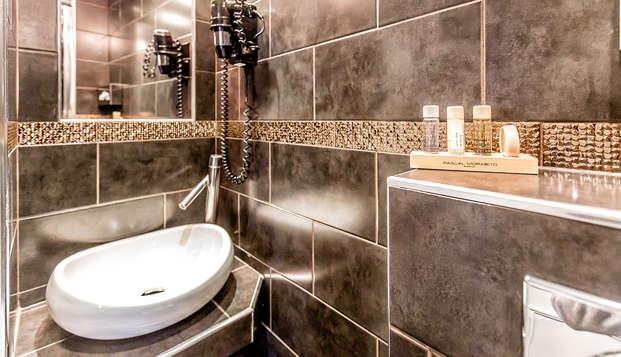 Hotel Atelier Montparnasse - Bathroom