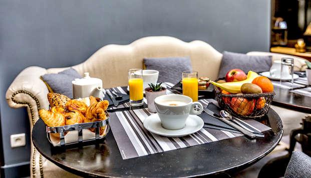 Hotel Atelier Montparnasse - Breakfast