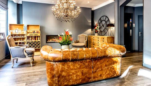 Hotel Atelier Montparnasse - Lounge