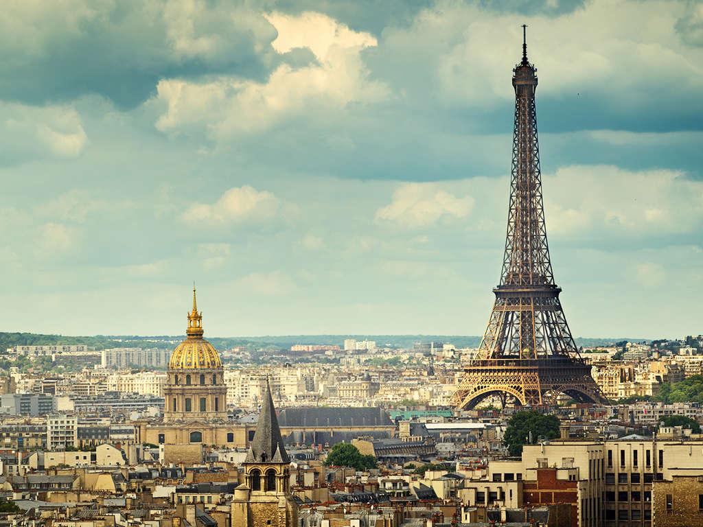 Séjour Ile-de-France - Plongez dans le charme de la Ville Lumière avec votre moitié  - 3*