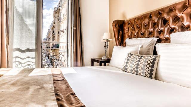 Ode aan romantiek in het 14e arrondissement van Parijs
