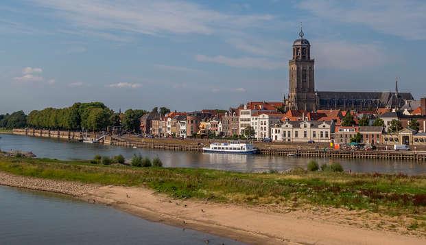 Admirez les paysages de Deventer (à partir de 2 nuits)