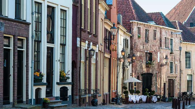 Fietsen en dineren in het historische hart van Deventer (vanaf 2 nachten)