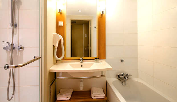 Appart City Confort Marne La Vallee Val d Europe - Bathroom