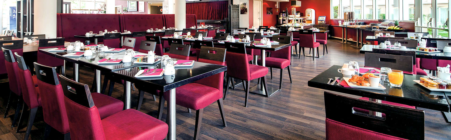 Appart'City Confort Marne La Vallée Val d'Europe  - Edit_Restaurant2.jpg