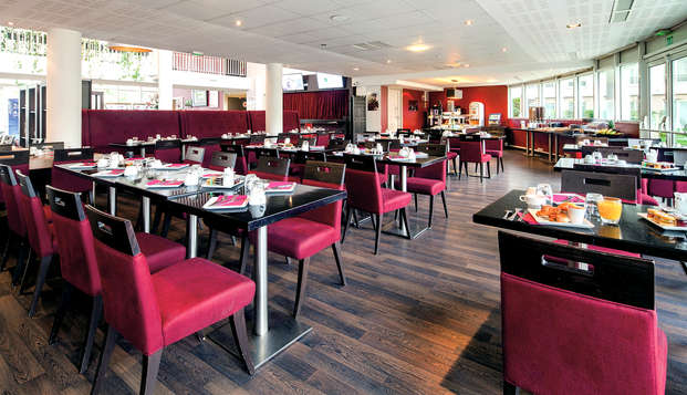 Appart City Confort Marne La Vallee Val d Europe - Restaurant