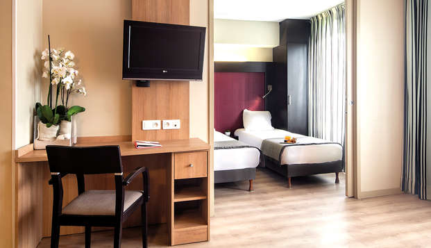 Appart City Confort Marne La Vallee Val d Europe - Room