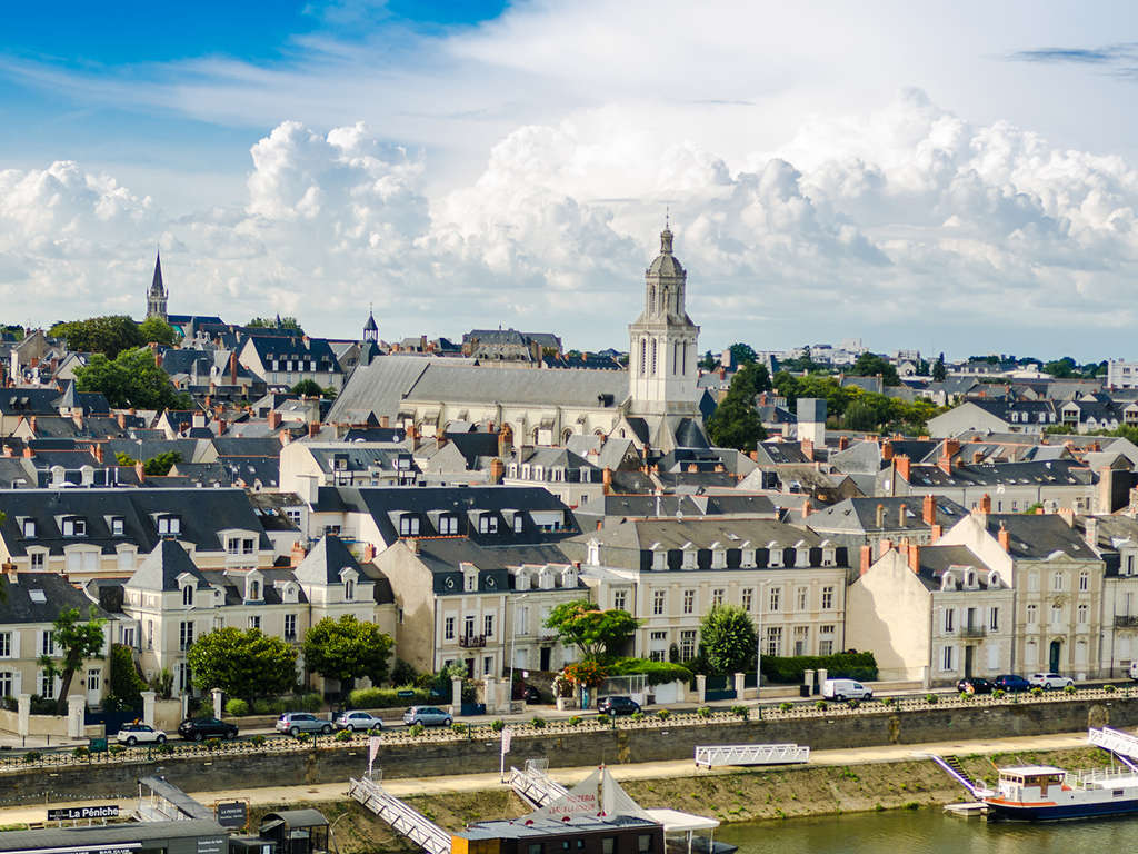 Séjour France - Week-end en plein coeur d'Angers  - 3*