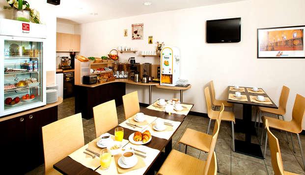 Sejours et Affaires Angers Atrium - Restaurant