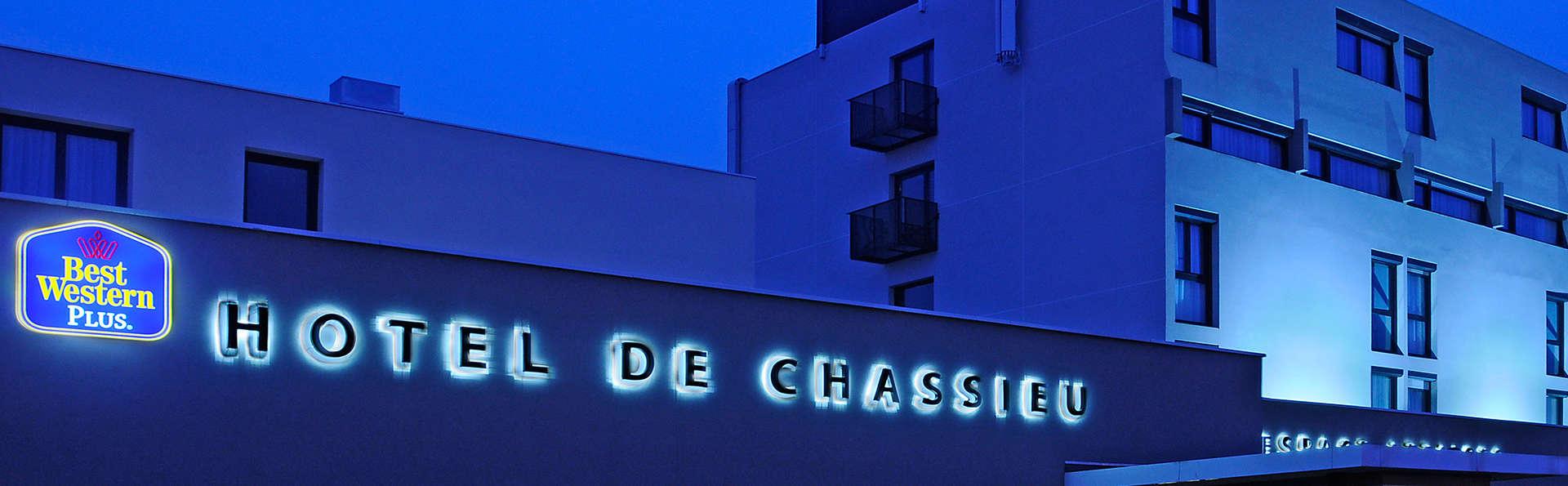 Best Western Plus - Hôtel de Chassieu - EDIT_front.jpg