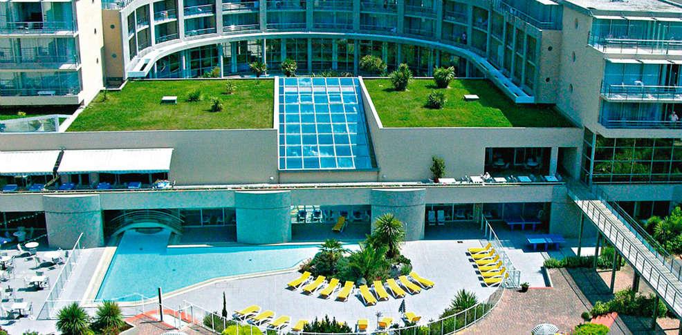 Club vacances bleues les jardins de l 39 atlantique 3 - Jardin suspendu brussels montpellier ...