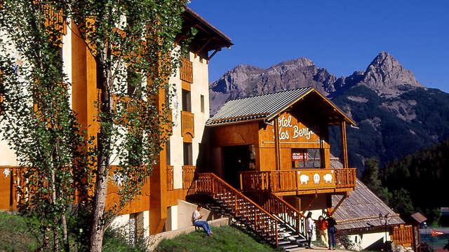Hotel Club du Soleil Les Bergers