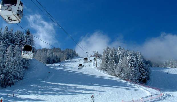 Disfruta de la montaña en la estación de Pra Loup con todo incluido
